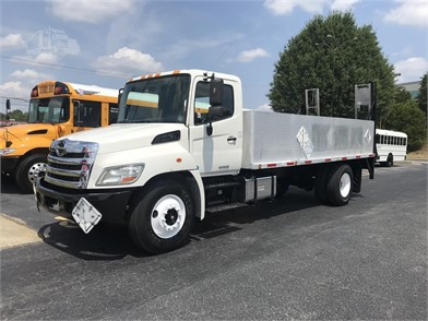 HINO 268 Flatbed Trucks For Sale - 37 Listings | TruckPaper com