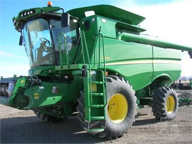 JOHN DEERE S670 For Sale - 1079 Listings | TractorHouse com