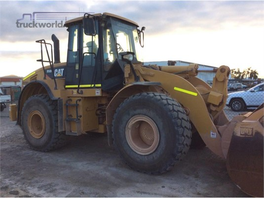 2012 Caterpillar 950H - Heavy Machinery for Sale