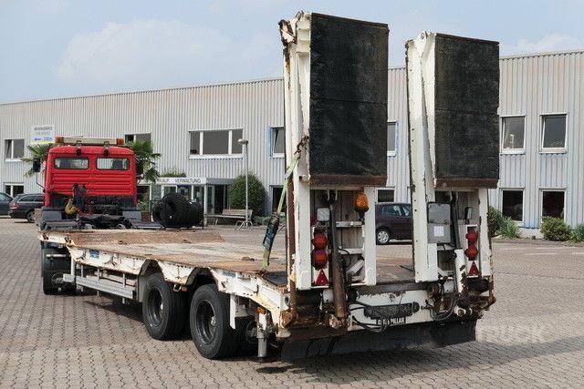 MEUSBURGER 3-ACHSER, HYDR. RAMPEN, LUFT, TÜV 08-2019