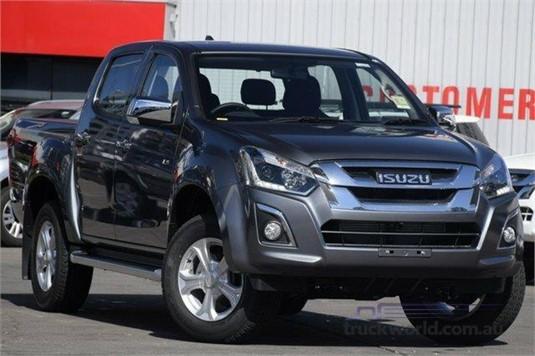 2018 Isuzu UTE D-MAX My18 LS-U Crew Cab - Truckworld.com.au - Light Commercial for Sale