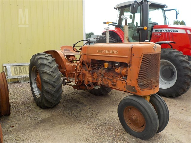 1958 ALLIS-CHALMERS D17 For Sale In Mountain Lake, Minnesota