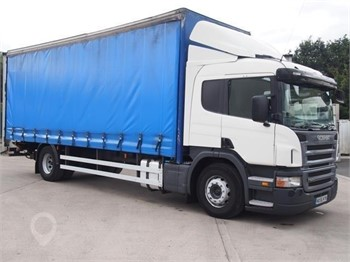 7eabb8a488 Used SCANIA P SERIES Curtain Side Trucks for sale in the United ...