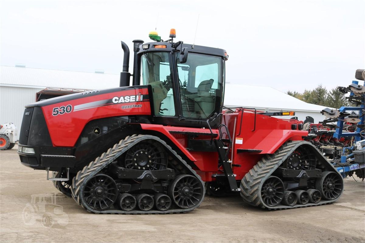 2007 Case Ih Stx530 Quad Zum Verkauf In Independence Iowa