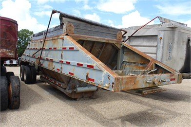 7ad94d3fd37f7f HOMEMADE DUMP TRAILER - TANDEM AXLES Other Auction Results - 1 ...