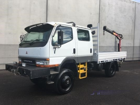 fefaae6bed 2001 Mitsubishi Canter FE637 4x4 truck for sale Auto Master Car ...