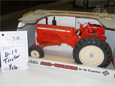 ALLIS-CHALMERS D19 Auction Results - 3 Listings