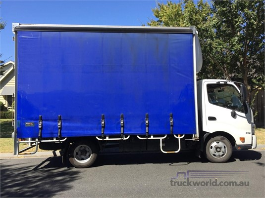 2015 Hino 300 Series 616 Trucks for Sale
