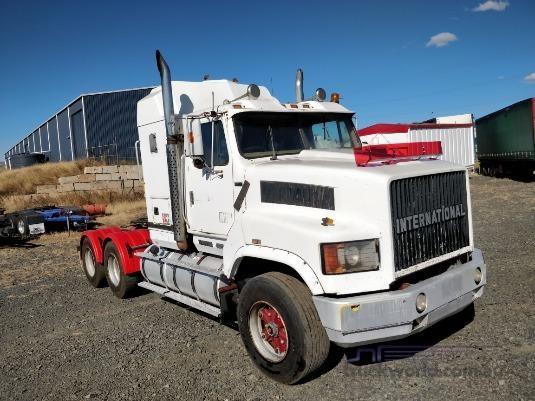 1989 International Transtar 6x4 Truck For Sale Wheellink In Queensland