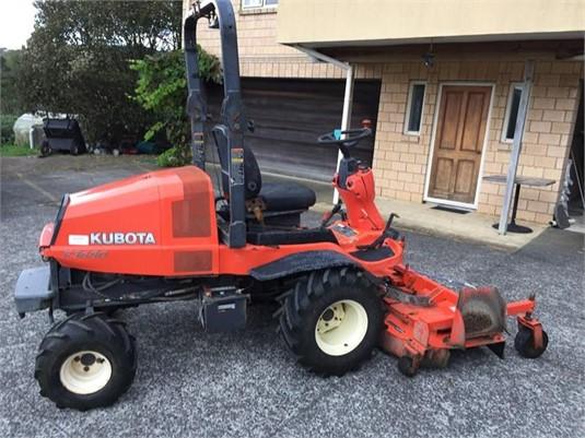 2006 Kubota F3680 - Farm Machinery for Sale
