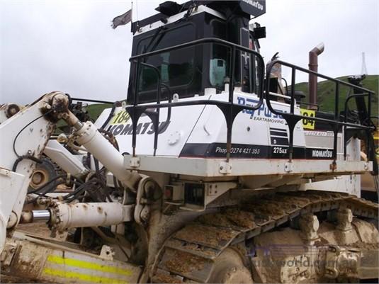 2011 Komatsu D275 - Truckworld.com.au - Heavy Machinery for Sale