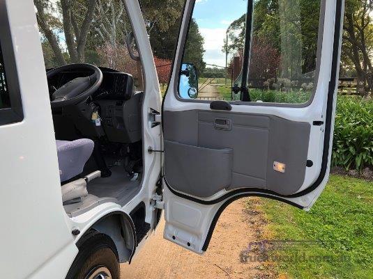 2007 Toyota Coaster Bus - Truckworld.com.au - Buses for Sale