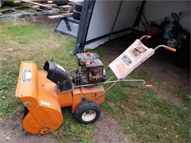 Snow Blowers Auction Results - 34 Listings | AuctionTime com - Page