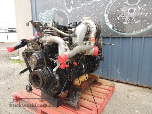Engines Assorted Second Hand Engines Japanese Trucks Australia - Parts & Accessories for Sale