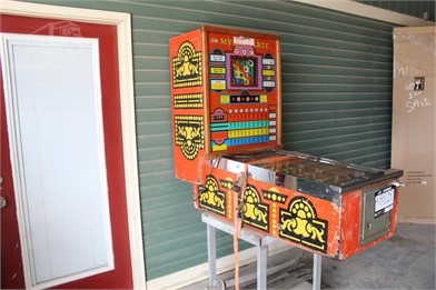 PINBALL MACHINE . Other Auktionsergebnisse 1 Auflistungen