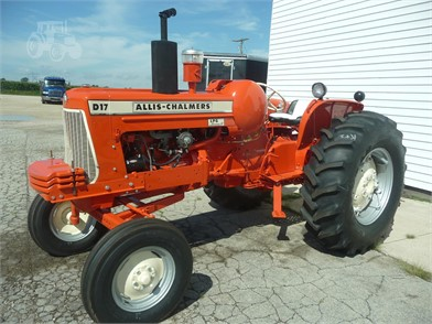 ALLIS-CHALMERS D17 IV For Sale - 8 Listings | TractorHouse com