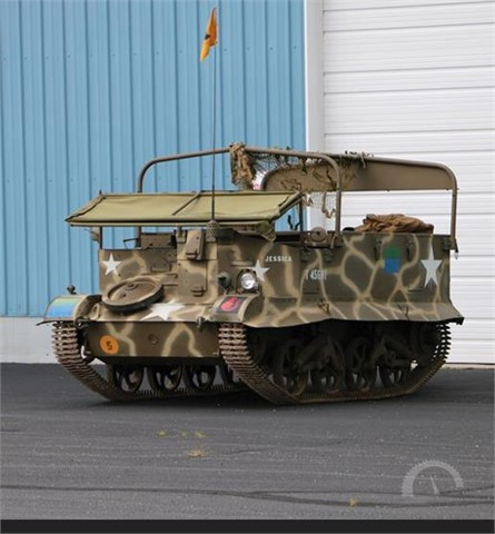 Lot # 7697 - 1944 FORD MILITARY VEHICLE T-16 UNIVERSAL CARRIER