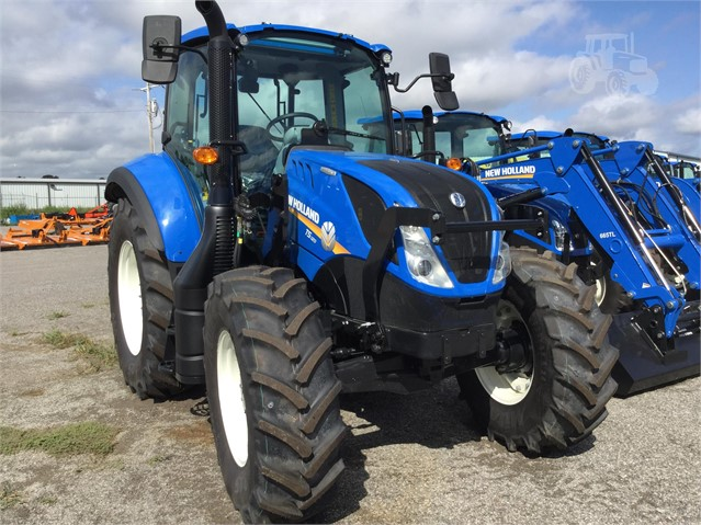 2019 NEW HOLLAND T5 120 EC TIER 4B For Sale In Searcy, Arkansas