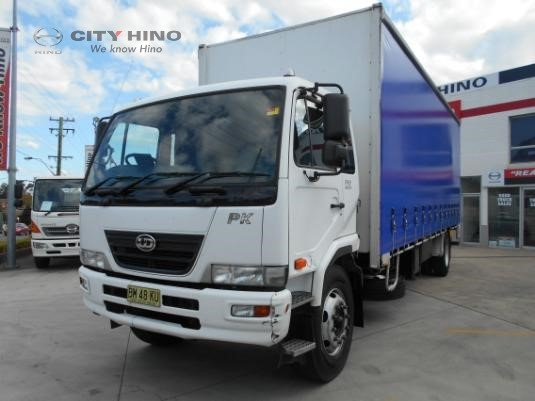 2010 UD PK9 City Hino - Trucks for Sale