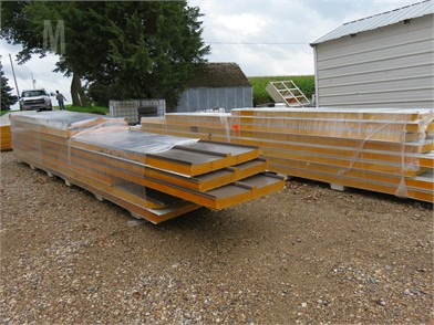 Euro Panel Buildings Auction Results - 3 Listings