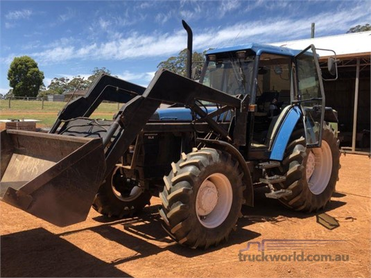 1996 Ford 7840 - Farm Machinery for Sale
