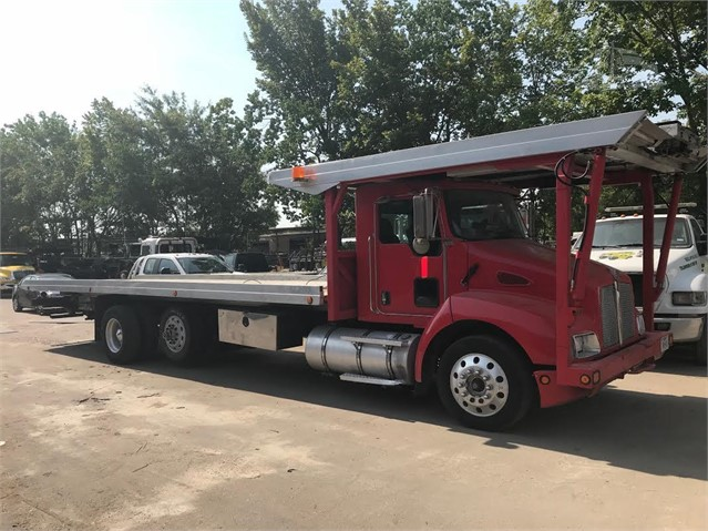 2007 KENWORTH T300 For Sale In Houston, Texas | www wreckercapitol com