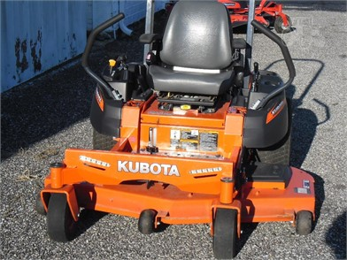 KUBOTA Z125S Auction Results - 54 Listings | TractorHouse