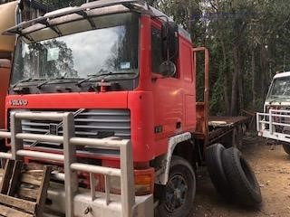 1993 Volvo F12 - Wrecking for Sale