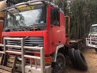 1993 Volvo F12 Beenleigh Truck Parts Pty Ltd - Wrecking for Sale