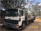 1992 Volvo FL6 Wrecking Trucks