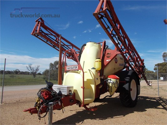 2005 Hardi Navigator 5030 - Farm Machinery for Sale