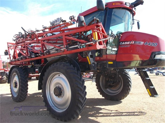 2009 Case Ih Patriot 4420 Farm Machinery for Sale