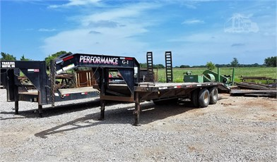 PARKER Flatbed Trailers Auction Results - 31 Listings