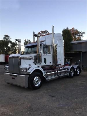 2011 Western Star 4800 - Truckworld.com.au - Trucks for Sale