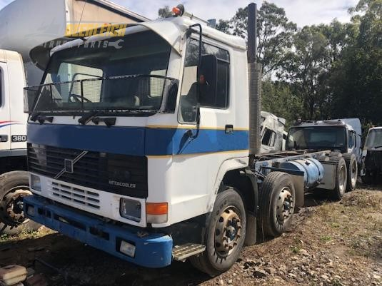 1991 Volvo FL10 Beenleigh Truck Parts Pty Ltd - Wrecking for Sale