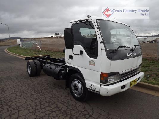 2003 Isuzu NPR250 Cross Country Trucks Pty Ltd - Trucks for Sale