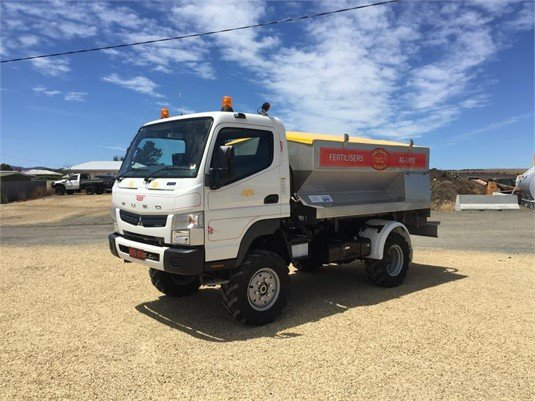 2013 Mitsubishi Canter FE150E2 - Trucks for Sale