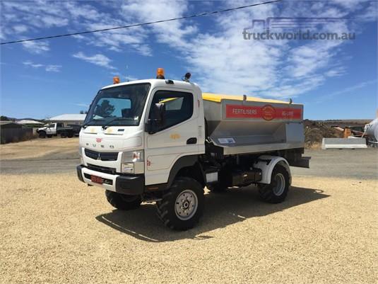2013 Mitsubishi Canter FE150E2 - Trucks for Sale