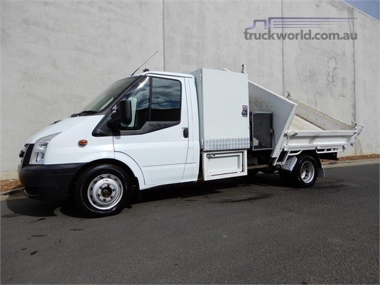 f837ce0c47 2012 Ford Transit Tipper truck for sale National Trucks in Queensland ...