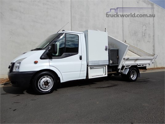 041273f051 2012 Ford Transit Tipper truck for sale National Trucks in Queensland ...