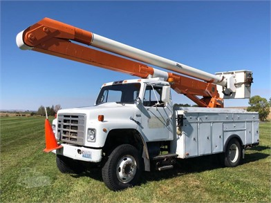 ALTEC AA600 Auction Results - 80 Listings | MachineryTrader
