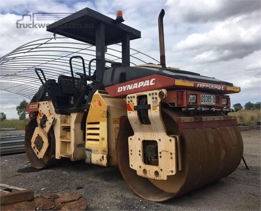 0 Dynapac CC222 Heavy Machinery for Sale