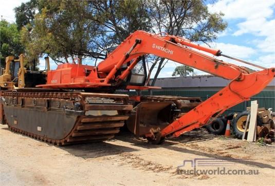 0 Hitachi MA125-2 Heavy Machinery for Sale