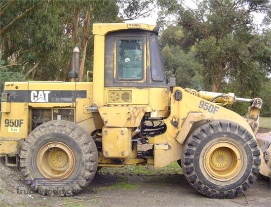 0 Caterpillar 950F Heavy Machinery for Sale
