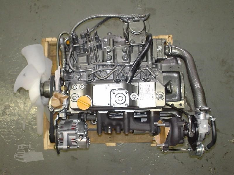 KOMATSU SAA6D102 Engine For Sale In Chicago, Illinois