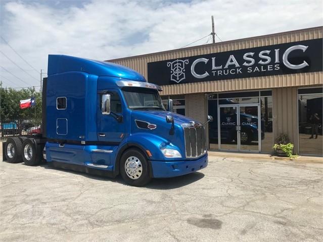 2017 Peterbilt 579 >> 2017 Peterbilt 579 For Sale In Dallas Texas Truckpaper Com