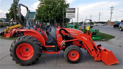 Kubota 40 HP To 99 HP Tractors For Sale - 666 Listings