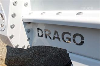 DRAGO vasca ribaltabile 27m cubi nuova