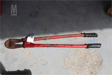 Large Bolt Cutter Tools/Hand Held Items Auction Results - 1