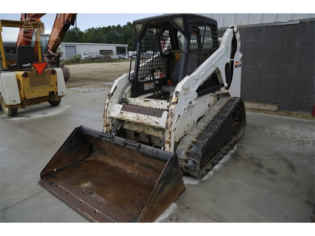 2005 Bobcat T190 For Sale In Columbia South Carolina